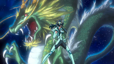 Saint Seiya Omega Ryuhou Dragon