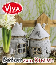Viva Decor - Beton zum Kneten