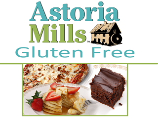 Image: free Astoria Mills: Gluten Free Cooking and Baking System eCookbook