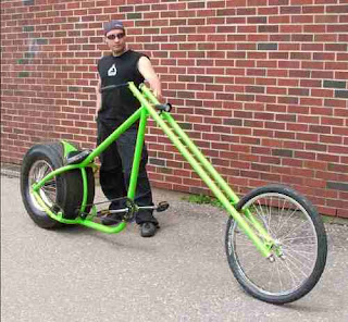 Bike Chopper OverKill