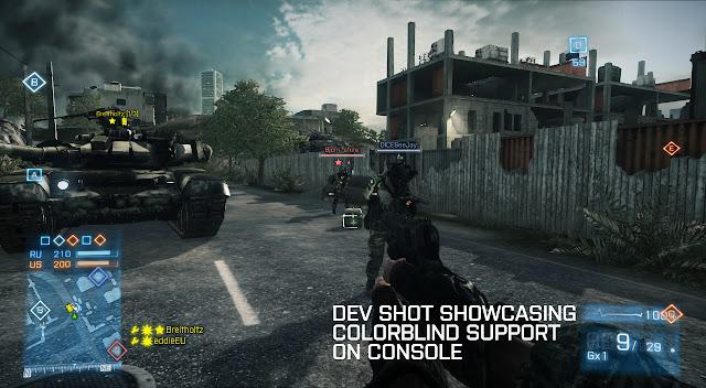 Battlefield 3 Atualização (FOTO DIVULGAÇÃO)