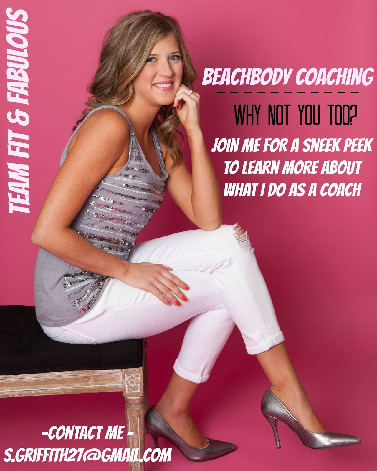 sarah griffith beachbody coaching why not you too work from home work from home opportunities beachbody coaching be your own boss