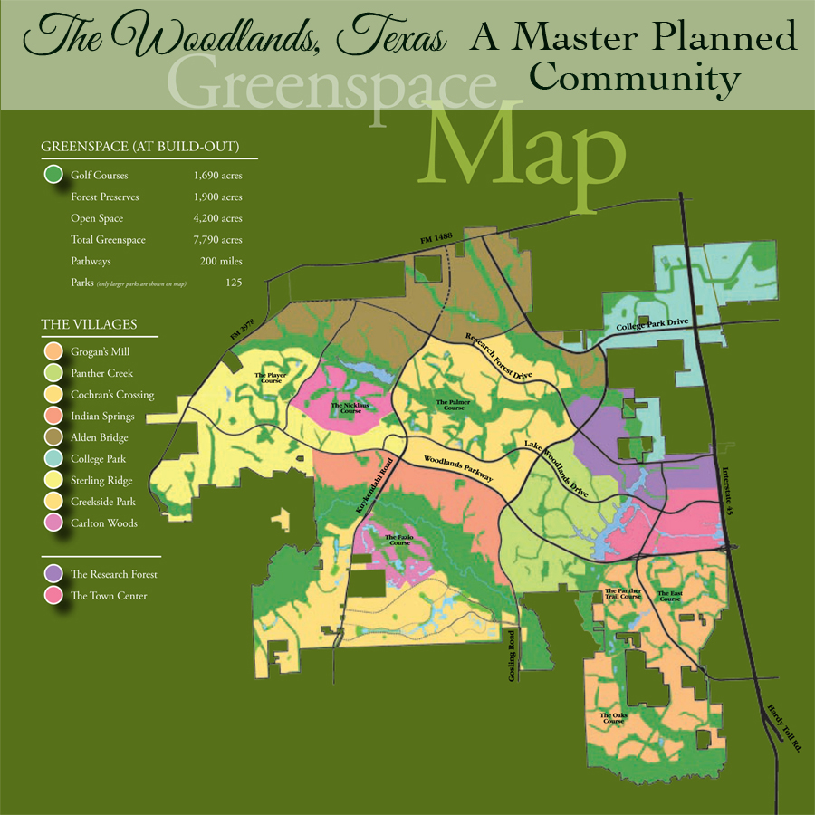 Twine The Woodlands Texas