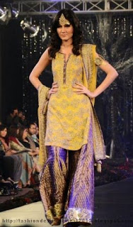 Latest-Mehndi-Dresses