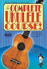 The Complete Ukulele Course on DVD