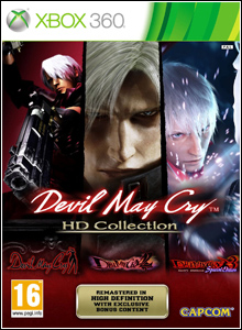 Download Xbox 360 Devil May Cry HD Collection Region Free 2012