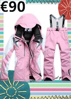 spyder rival jacket pink