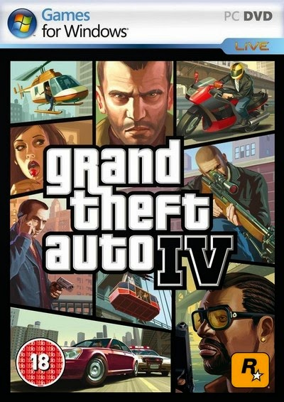 Download Game PC Grand Theft Auto 4 Full Version