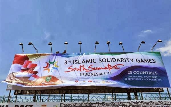 ISG 2013 Palembang Indonesia Juara Umum ISG 2013 Palembang: Indonesia Juara Umum