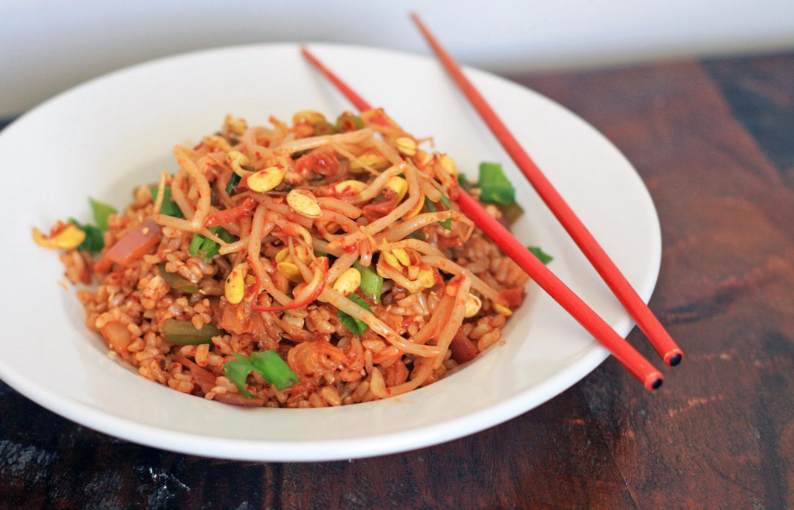 Kimchi Fried Rice | Girl Cooks World