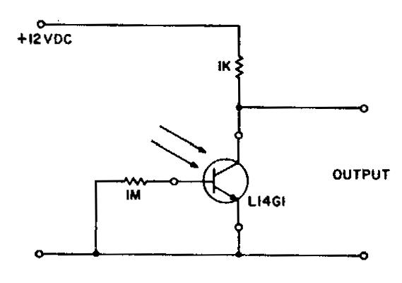 Sun-Tracker Circuit Diagram