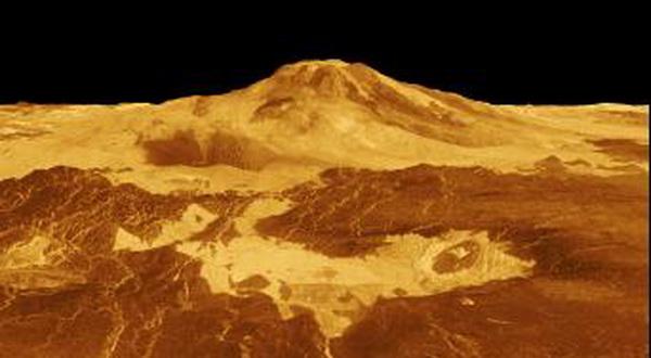 NASA Meneliti Dari Arah Angin Planet Venus