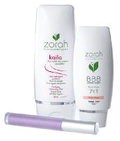 Idée cadeau pour les Fêtes: les coffrets Zorah biocosmétiques