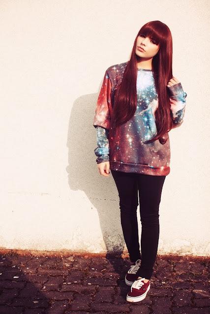 En Yeni Moda Bayan Sweatshirt Modelleri