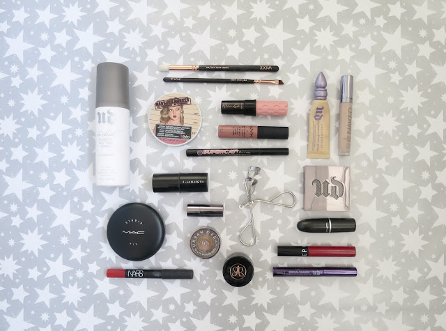 Make Up Favourites 2015 Round Up Beauty