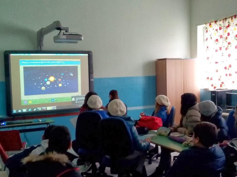 lezione sistema solare
