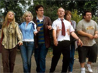 simon pegg, nick frost, edgar wright, best zombie movie, best comedy, zombie