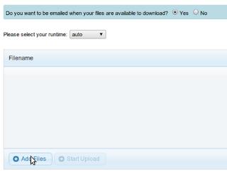 Cara Upload File Untuk Blog