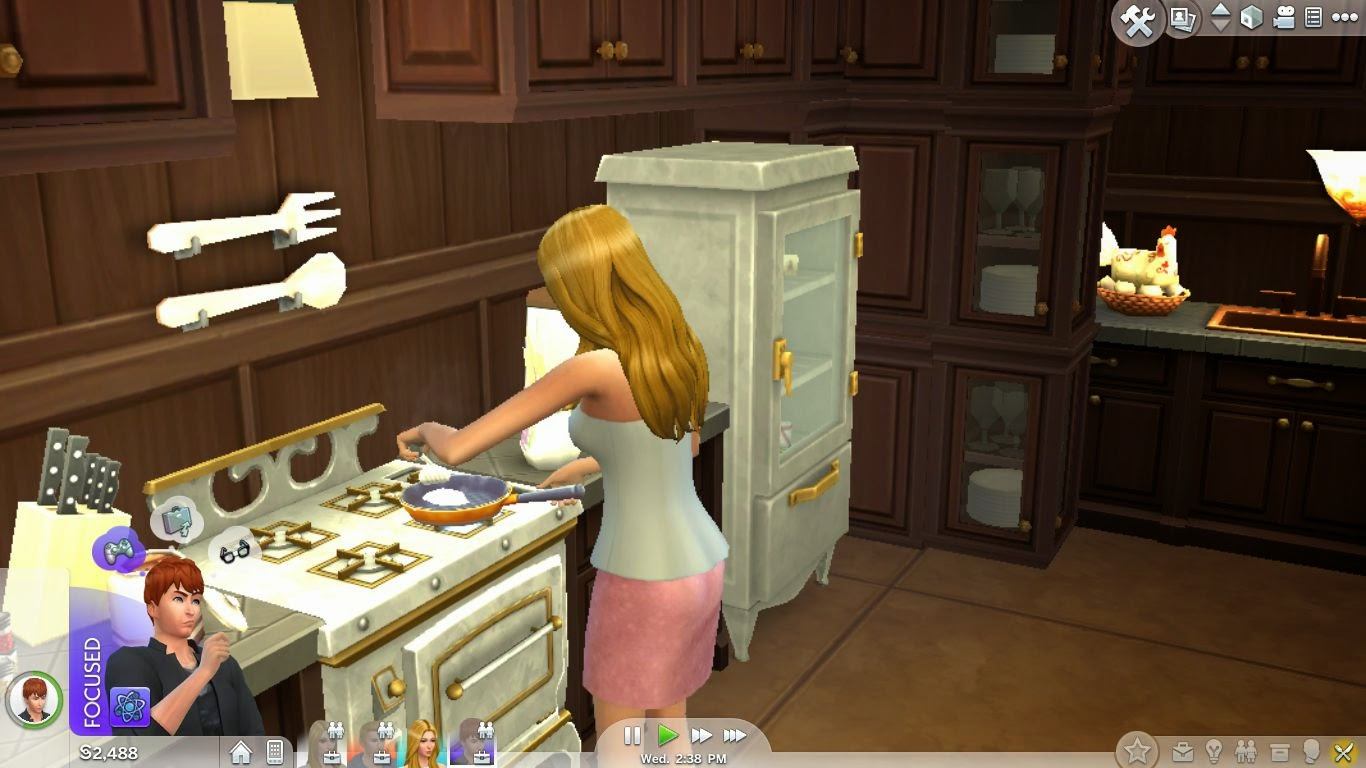 sims 4,sims 4 cooking
