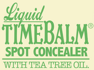 Review: TheBalm - Liquid TimeBalm spot concealer