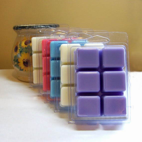 soy wax tarts and wax melts