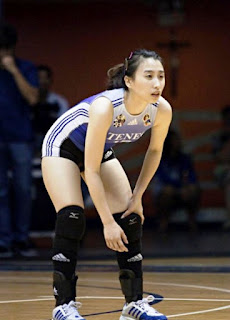 Stephanie Gabriel was Ateneo's rock on floor defense