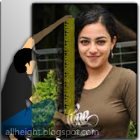 Nithya Menen Height - How Tall