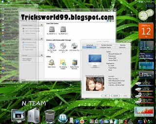 How To Trasform Windows Xp To Macintosh[FlyakiteOSX]