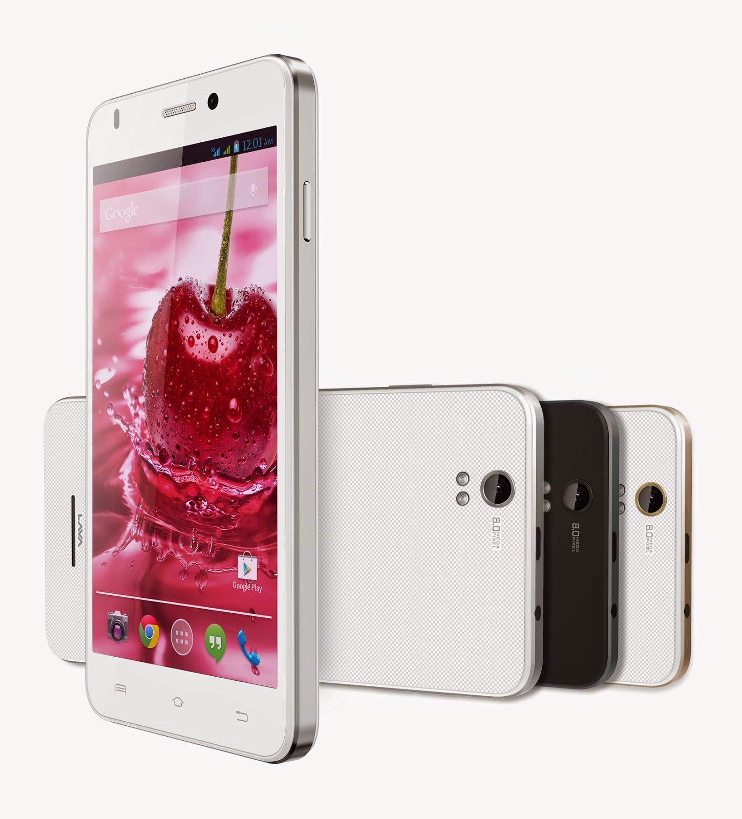 Gadgets, Mobile Phones New Launches in India - Lava Iris X1 Grand