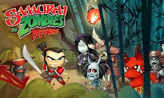 Download game Samurai vs Zombies Defense for Android