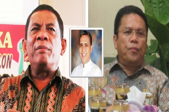 Batal Saksikan Head to Head Hulman Vs Wesly Pada Pilkada Siantar
