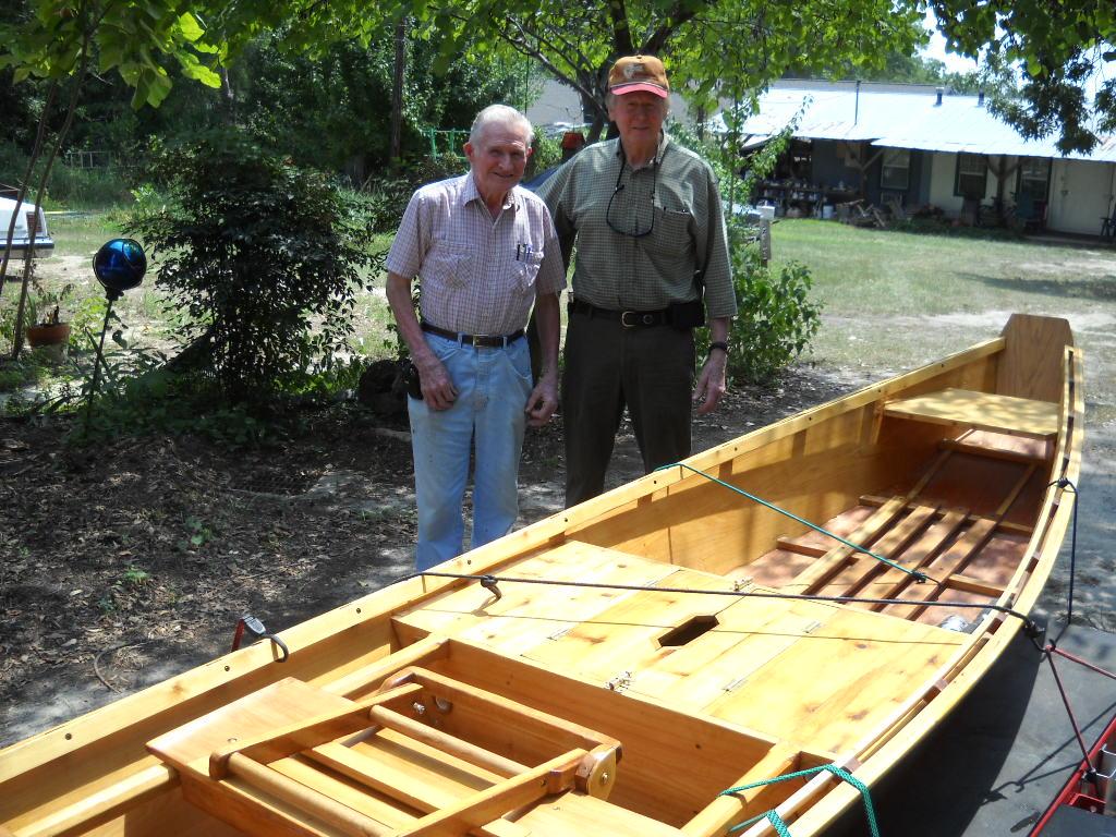 Ogeechee River Boat, Evans, Lamb, Bishop, Robbins: Ogeechee River ...