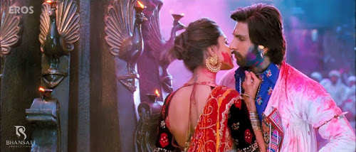 Ramleela - 2013 Trailer Screenshots