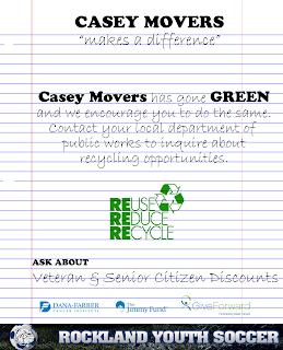 Casey Movers Makes a Difference