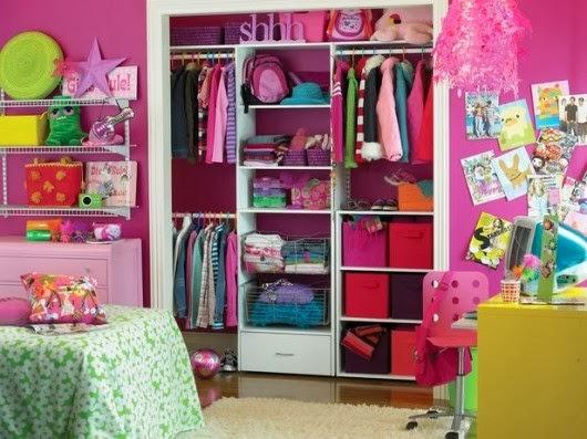 CLOSETS PARA DORMITORIOS JUVENILES -  WALK IN CLOSETS PARA DORMITORIOS INFANTILES - ARMARIOS via http://dormitorioinfantil.blogspot.com/