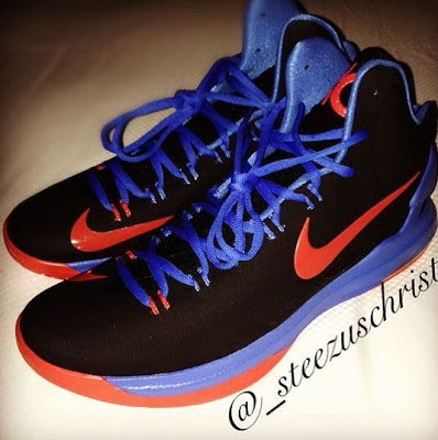 THE SNEAKER ADDICT  Nike Zoom KD 5 Sneaker  New Images Kd 5 High Top