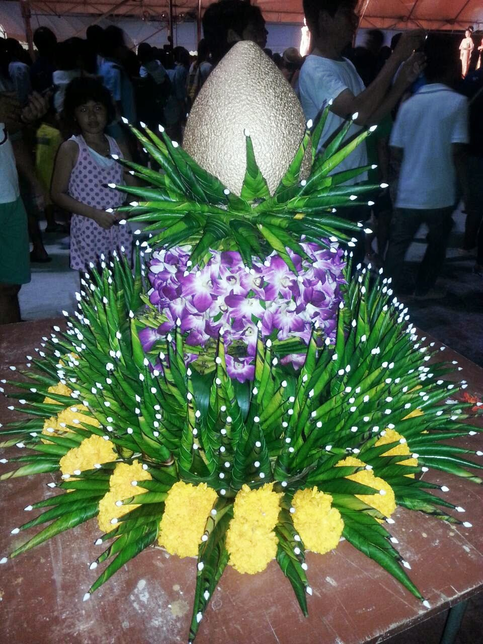 Loy Kratong Night in Phuket