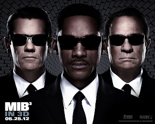Men in Black 3 Josh Brollin Will Smith Tommy Lee Jones Poster HD Wallpaper