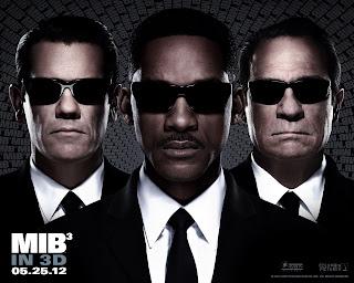 Men in Black 3 Josh Brollin Will Smith Tommy Lee Jones Poster HD Wallpaper