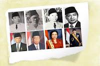 delapan presiden Indonesia