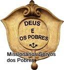Brasão dos Missionários Servos dos Pobres