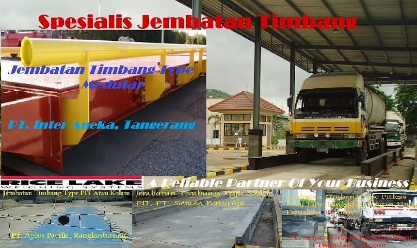 Jembatan Timbang atau Truck Scale, Jual Jembatan Timbang, Timbangan Digital, Timbangan Laboratorium