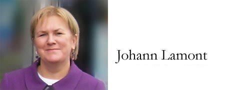 Johann Lamont MSP