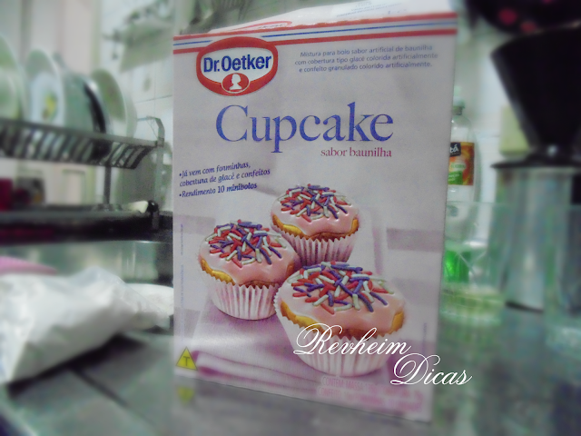 blog, cooking, Cupcakes, Decoration, Delicious, fun, Candy, Dr.Oetker, cool, Recipe, revheim ideas