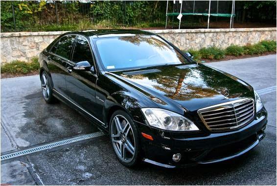 Cho thuê xe hạng sang VIP Mercedes S65 AMG