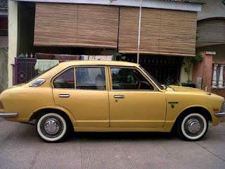 Dijual Corolla thn 73