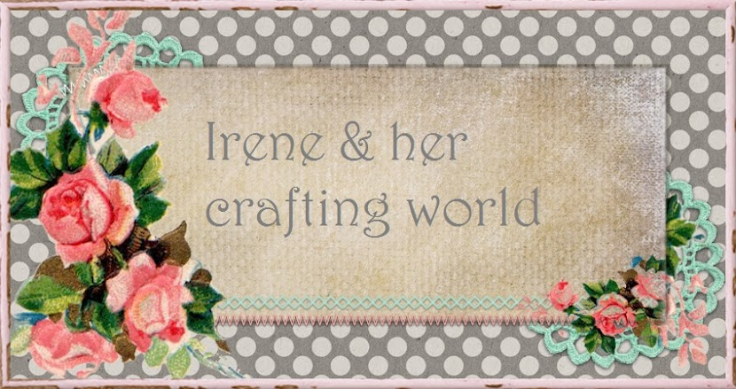 Irene Lo & her crafting world