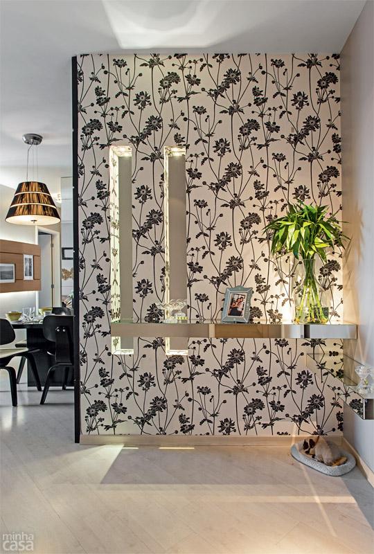 decoracao de apartamentos pequenos rustico : decoracao de apartamentos pequenos rustico:Blog Achados de Decoração: APARTAMENTO 63m2 DECORADO: muita classe