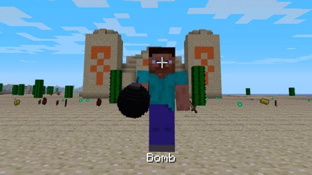 Zelda Sword Skills Mod bomba