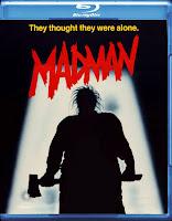 Madman Blu-Ray Case